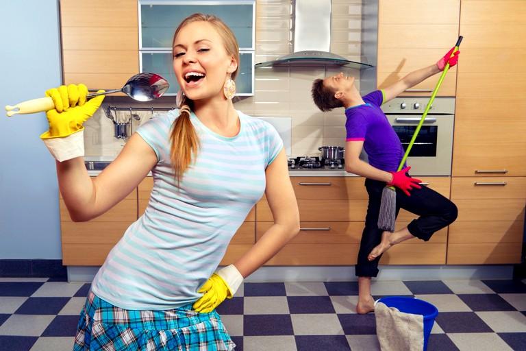 Распределение обязанностей в семье (2)
