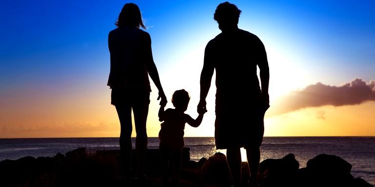 Роль мужчины и женщины как родителей