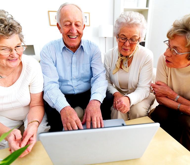 Социальное обслуживание граждан пожилого возраста