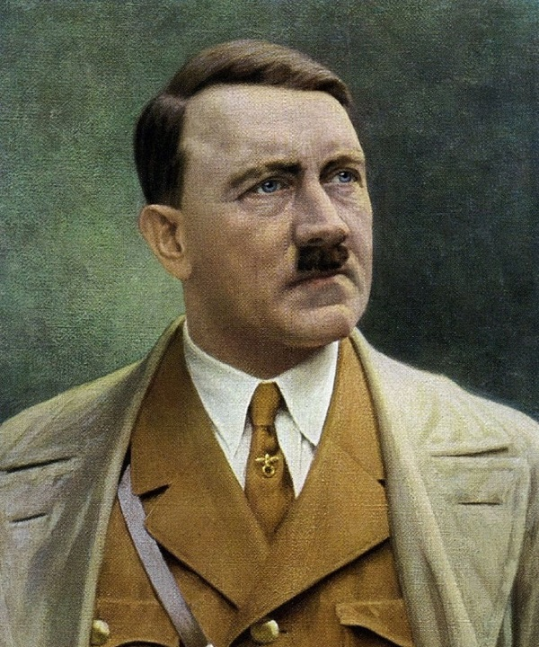 известные психи Адольф Гитлер
